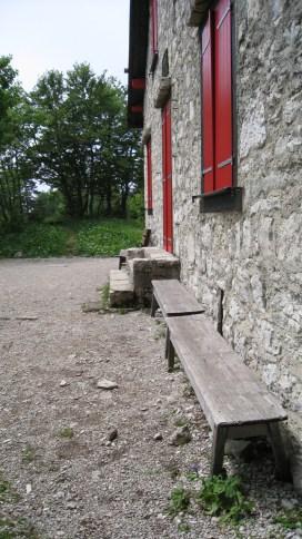 Cabane du Carroz (CAS) - Arzier-Le Muids - Vaud - Suisse