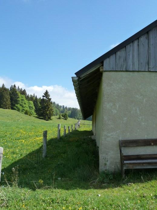 Les Frasses - Vaud - Suisse