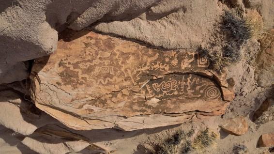 Red Basin - Petrified Forest National Parc - Arizona