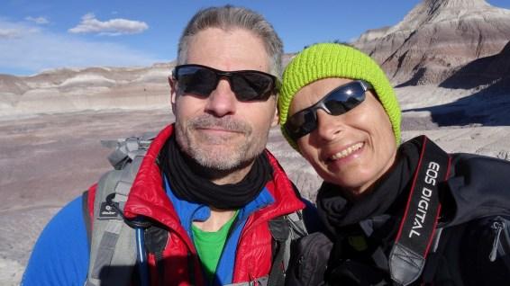 Red Basin - Petrified Forest National Park - Arizona