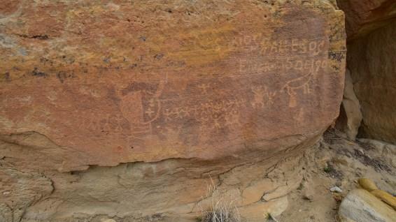 Main Panel - Crow Canyon - New Mexico