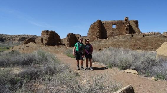 Pueblo Bonito - Chaco Canyon - New Mexico