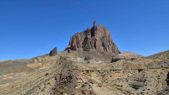 Shiprock - San Juan County - New Mexico - États-Unis