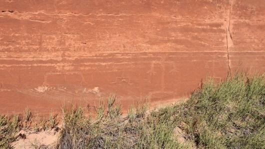 Pedestal Ruins - Butler Wash - Cedar Mesa - Utah