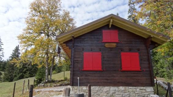 Ranch de la Pierre à Lièvre - Vaud - Suisse
