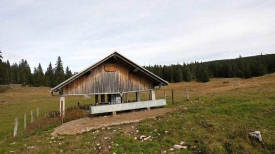 Couvert de la Rionde Dessus - Vaud - Suisse