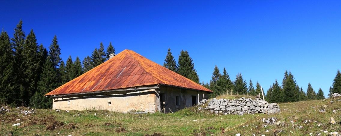 Chalet aux 4 pans - Arzier-Le Muids - Vaud - Suisse
