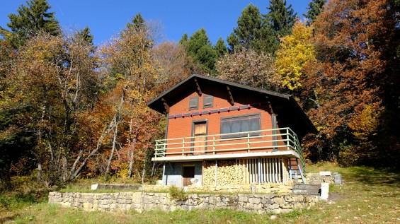 Chalet Sans-Souci - Vaud - Suisse