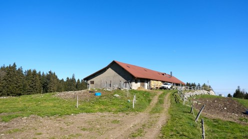 Pré de Mollens - Vaud - Suisse