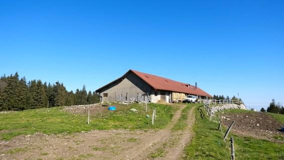 Pré de Mollens - Mollens - Vaud - Suisse
