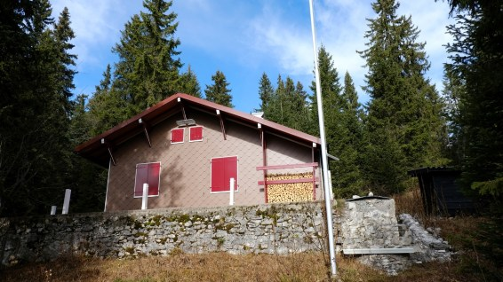 Ma Chaumine - Le Chenit - Vaud - Suisse