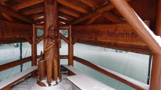 Sapin à Siméon - Gimel - Vaud - Suisse