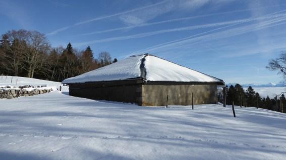 La Pessette - Bassins - Vaud - Jura