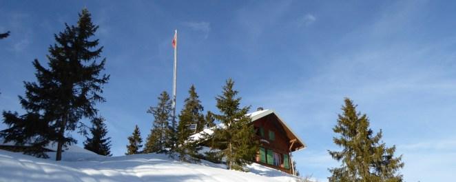 La Cabane de l'Écureuil - Le Chenit - Vaud - Suisse