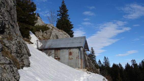 Cabane des Rochers - Vaud - Suisse