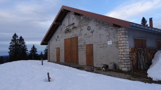 Monts de Bière Derrière - L7e Chenit - Vaud - Suisse