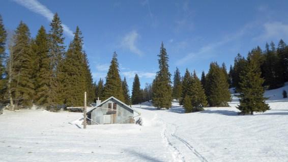 Cabane du Servan – Vaud – Suisse