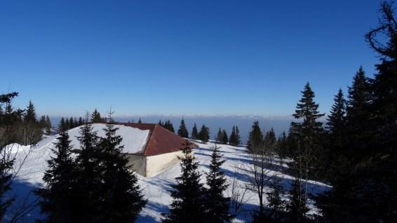 Monts de Bière Devant - Bière - Vaud - Suisse