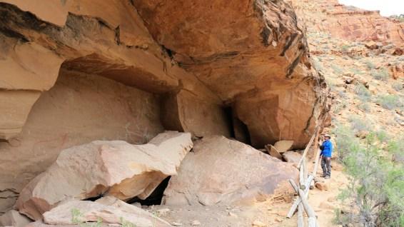 Rasmussen Cave - Nine Mile Canyon - Utah
