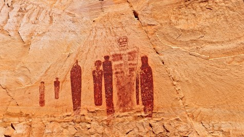Great Gallery Horseshoe - Canyon - Utah