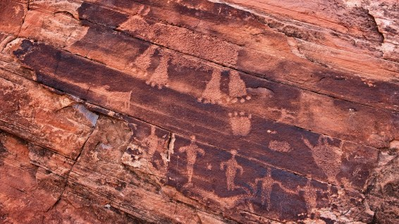 The Four-Toed Panel - Moab - Utah