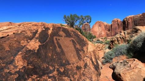 The Moab Maiden Panel - Moab - Utah