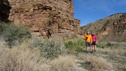 Santa Panel - Nine Mile Canyon - Utah