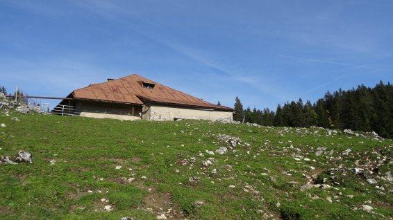 Le Croue - Arzier-Le Muilds - Vaud - Suisse