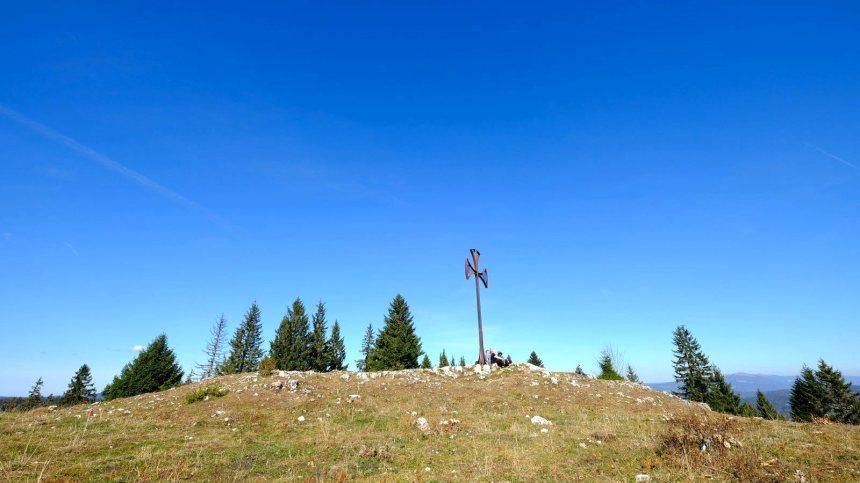 Croix de Châtel - Vaud - Suisse