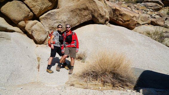 Grapevine Canyon - Searchlight - Nevada
