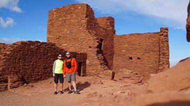 Wukoki Pueblo - Wupatki National Monument - Arizona