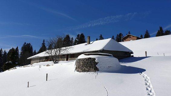 La Corentine - Bière - Vaud - Suisse