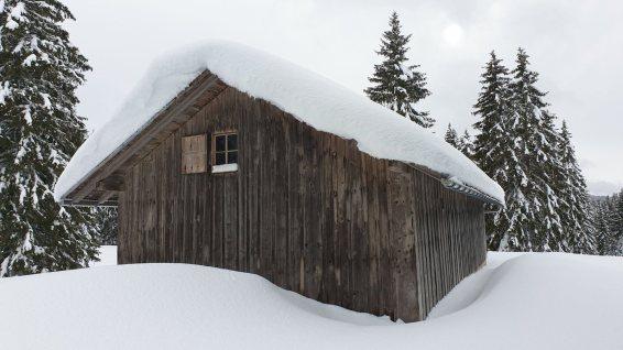 Couvert de la Cerniat - Le Chenit - Vaud - Suisse