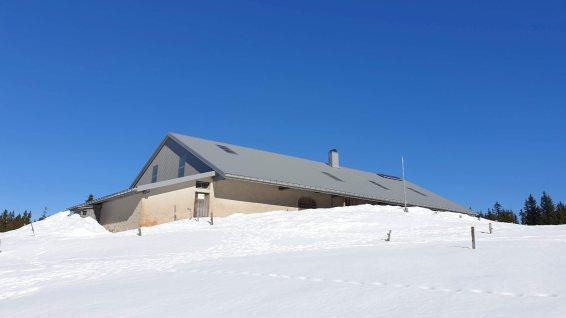 Grandes Chaumilles - Le Chenit - Vaud - Suisse