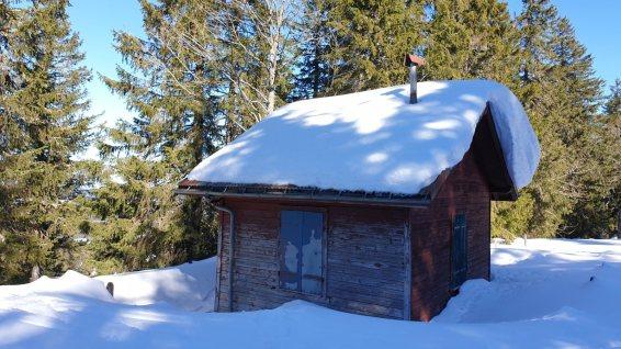 Chalet privé - Haut du Grand Croset Dessus - Le Chenit - Vaud - Suisse