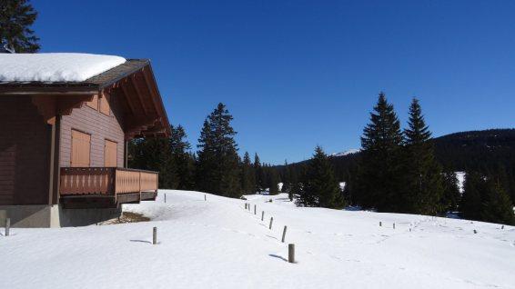 Chalet privé Aleff y Kass - Le Chenit - Vaud - Suisse