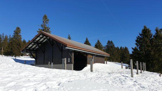 Citerne du Couloir - Gimel - Vaud - Suisse