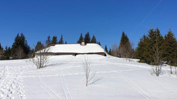 Chalet des Monts de Bière Devant - Bière - Vaud - Suisse