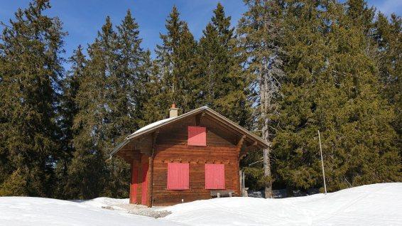 Chalet privé proche du Caprice - Le Chenit - Vaud - Suisse