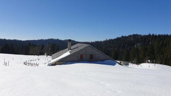 Les Echadex - Marchissy - Vaud - Suisse