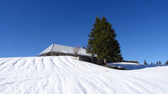 Les Combes - Le Chenit - Vaud - Suisse