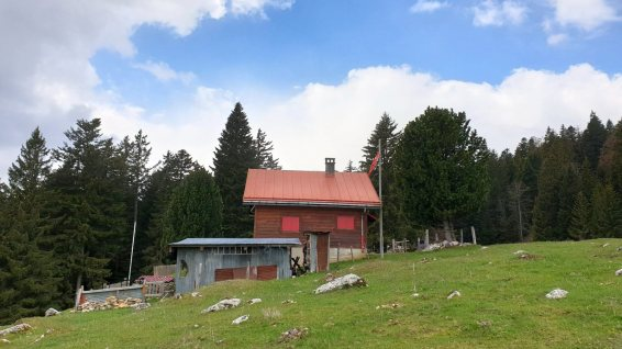 Le Mazot - Arzier-Le Muids - Vaud - Suisse