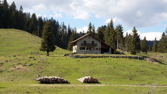 La Bâme - Bassins - Vaud - Suisse
