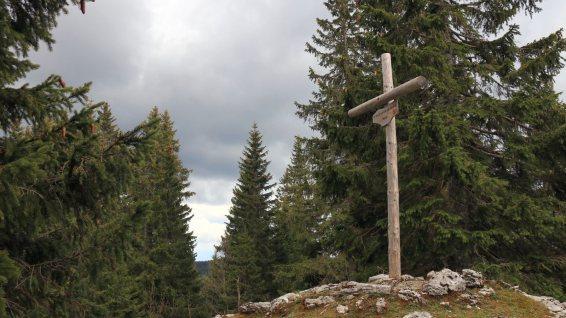 Croix de la Vue de Genève - Le Chenit - Vaud - Suisse