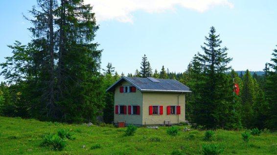 Chalet privé - Le Croton - Le Chenit - Vaud - Suisse