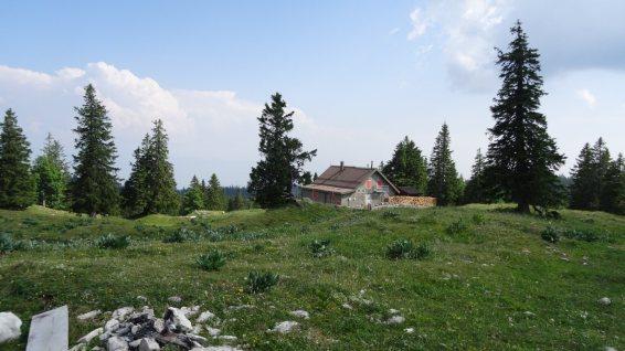 Cabane du Cunay CAS - Bière - Vaud - Suisse