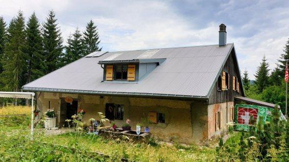 Meylande Dessous - Le Chenit - Vaud - Suisse