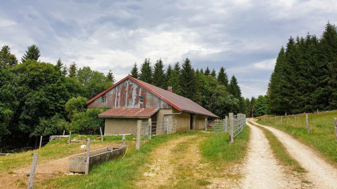 La Chirurgienne - Le Chenit - Vaud - Suisse