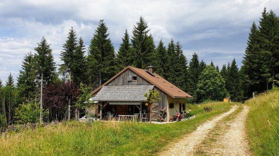 Les Molards sur le Campe - Le Chenit - Vaud - Suisse