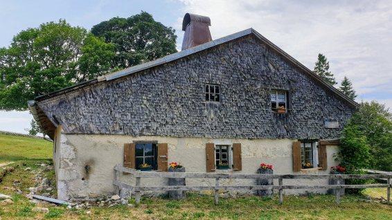 Les Molards sur Chez Villard - Le Chenit - Vaud - Suisse